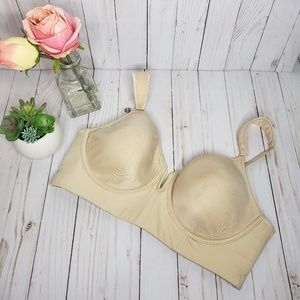 Dr. Rey Nude Full Coverage Bra